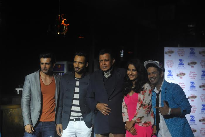 Mithun Chakraborty Launch Dance India Dance Show Season 5