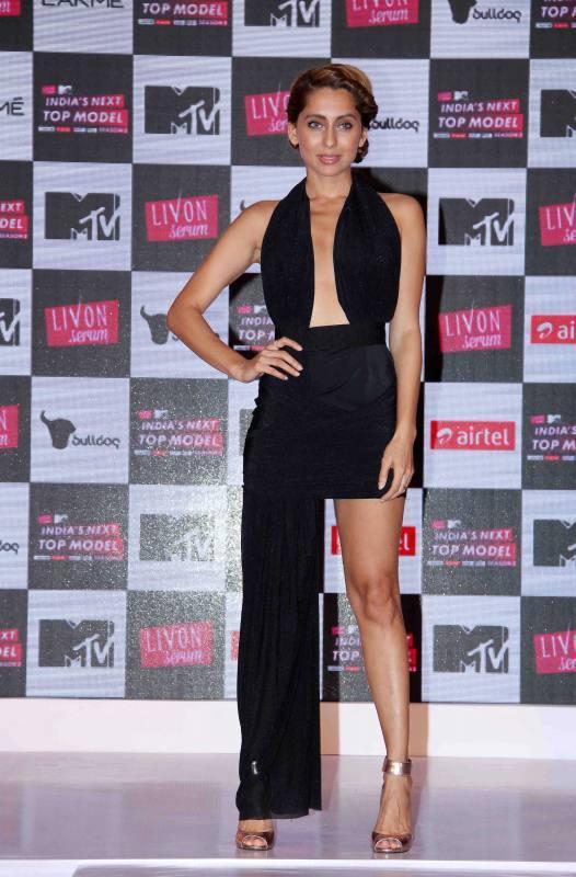 Bollywood actor Anusha Dandekar
