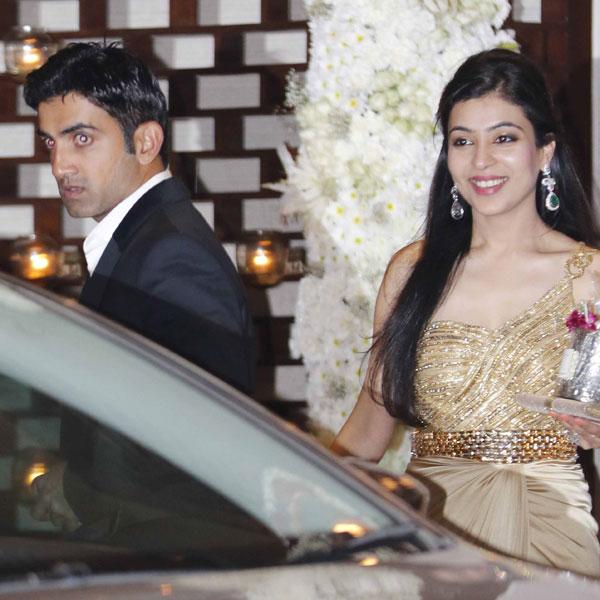 gautam gambhir and girlfriend