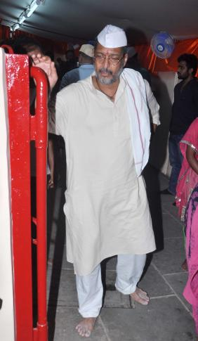 Nana Patekar Celebrations Ganesh Chaturthi
