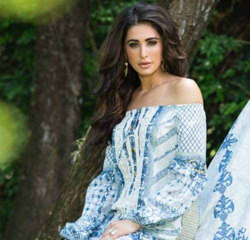 Nargis Fakhri Photoshoot for New Summer Collection