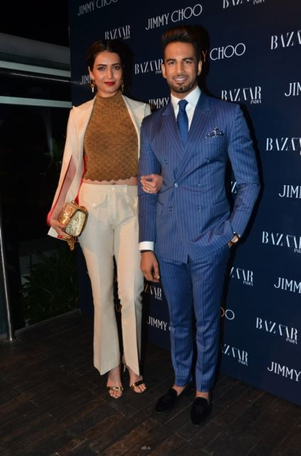 New Collection Launch of Jimmy Choo Eyewear in Mumbai