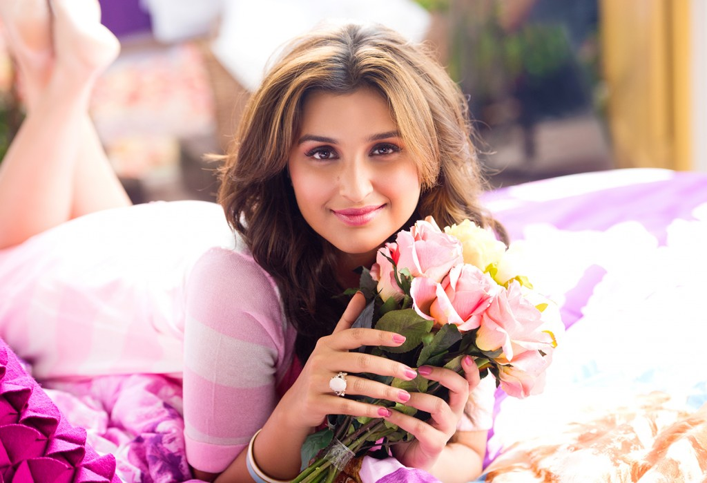 Parineeti Chopra Photoshoot for Spaces Home & Beyond