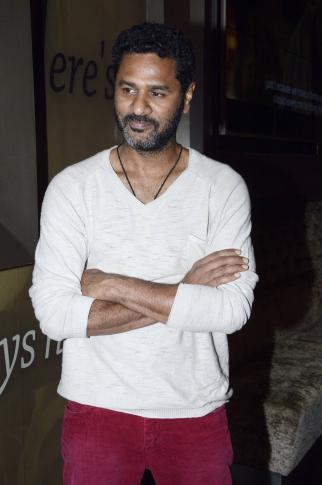 Prabhu Deva and Amy Jackson Special Screening of Singh Is Bling at PVR