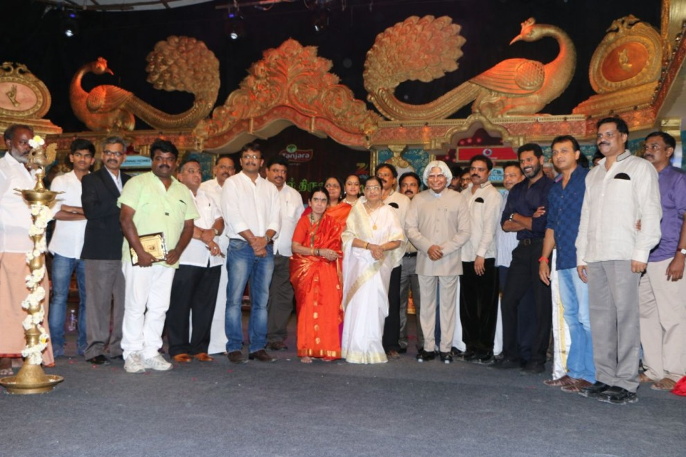Prabhu Deva at Chennaiyil Thiruvaiyaru Season 11 Inauguration Event