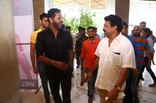 PrabhuDeva Studios Launch Photo Gallery