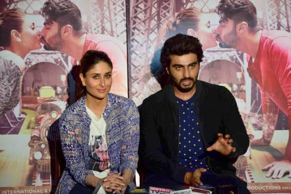 Press Conference of film Ki and Ka