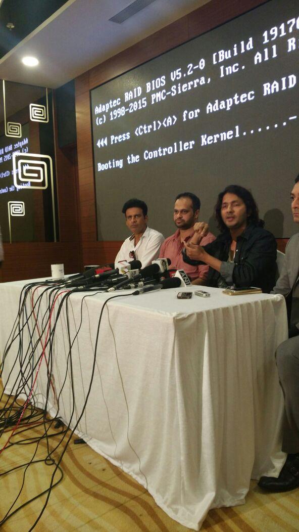 Manoj Bajpai & Shirish Kunder