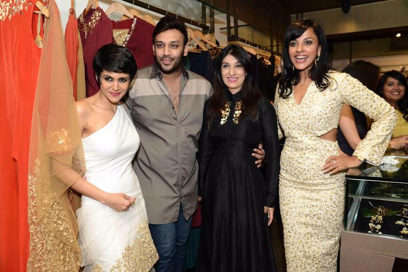 Preview of New Jewellery Collections by Fashion Designers in Mumbai