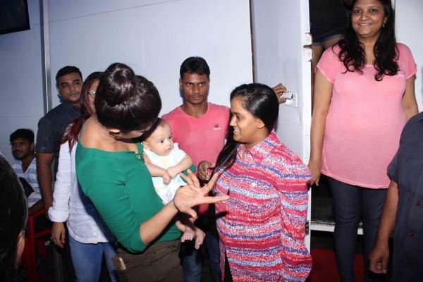 Priyanka Chopra & Arpita Sharma