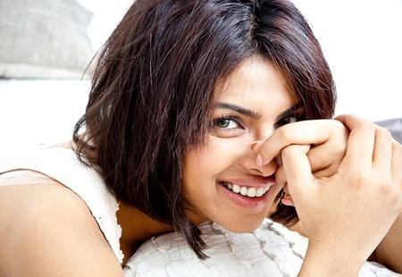 Priyanka Chopra Funny Photo Shoot