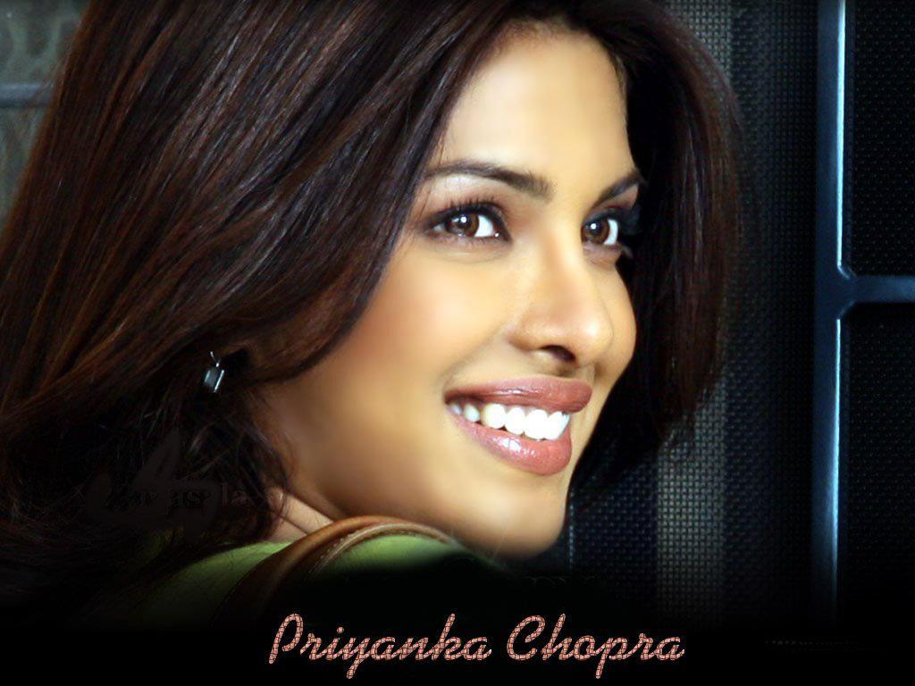 Priyanka Chopra Smile Photo