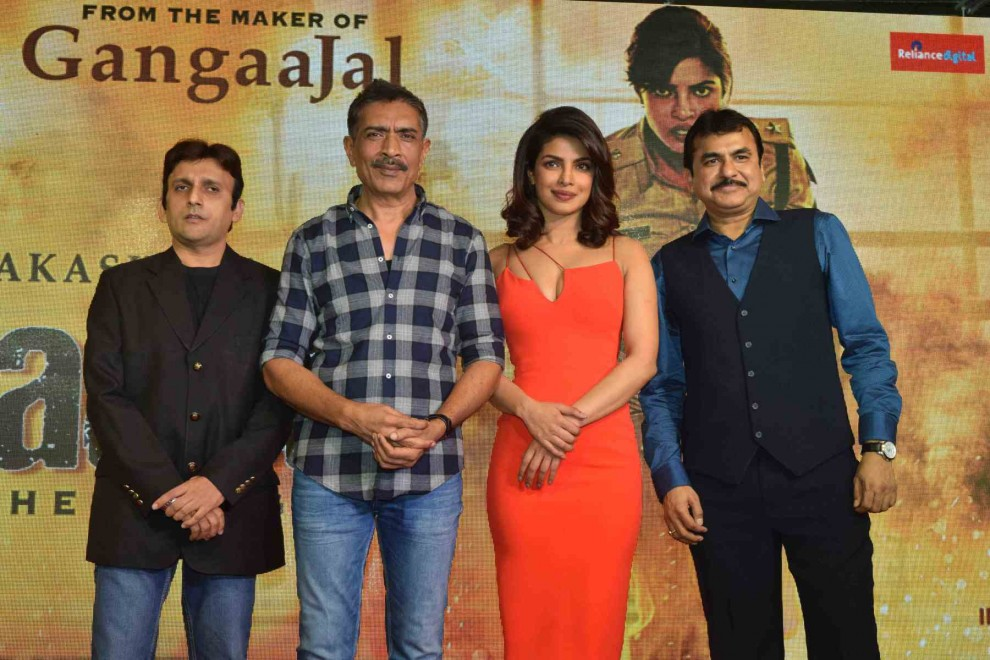 Priyanka Chopra Trailer Launch of Film Jai Gangaajal