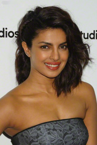 Priyanka Chopra at The Walt Disney Studios
