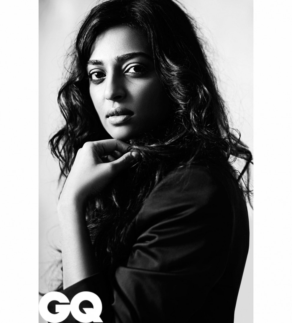 Radhika Apte Photoshoot for GQ Magazine