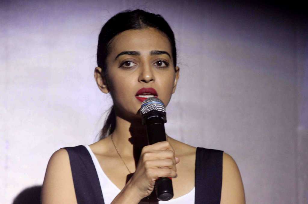 Radhika Apte at Trailer Launch of film Phobia