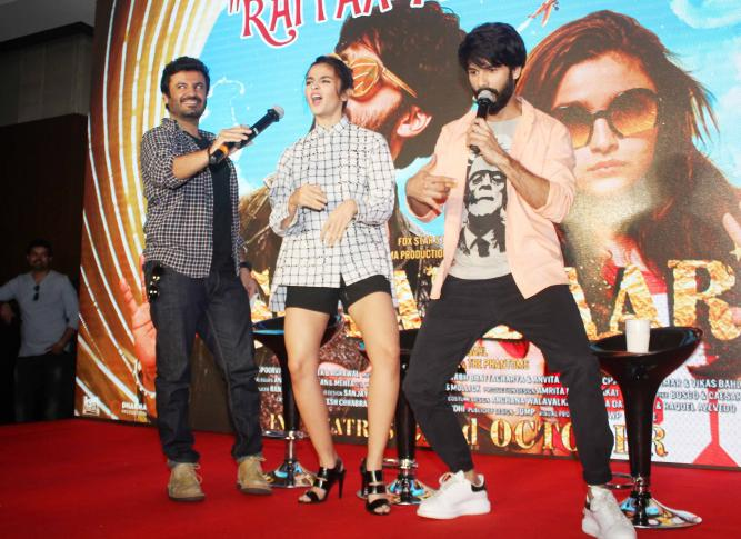 Raitaa Phail Gaya New Song Launch of The film Shaandaar