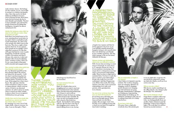 Ranveer Singh Photoshoot for Filmfare Magazine 2016