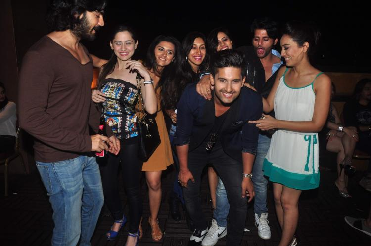 Ravi Dubey Birthday Party Photos
