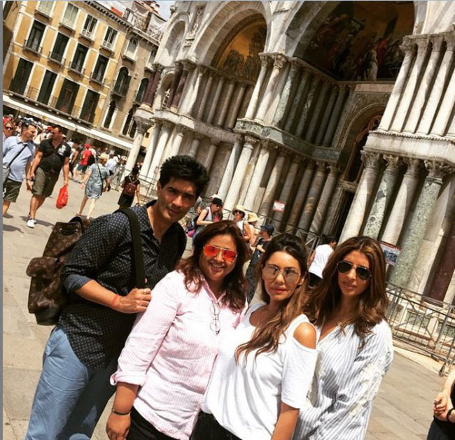 Riya Khilnani Wedding In Venice