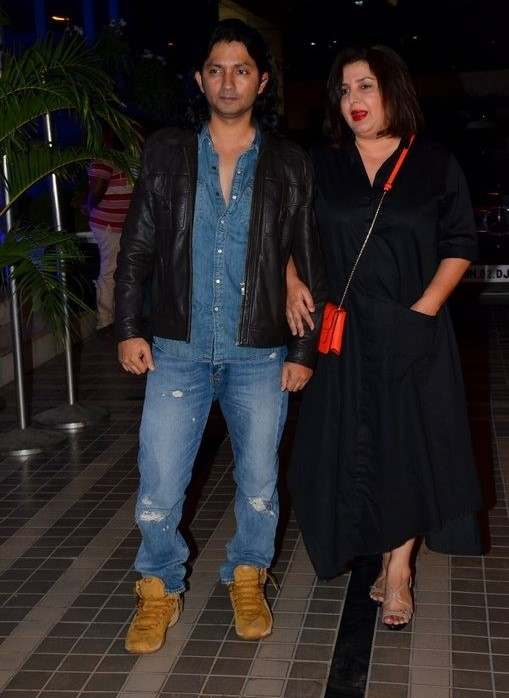 Sajid Khans Birthday Bash