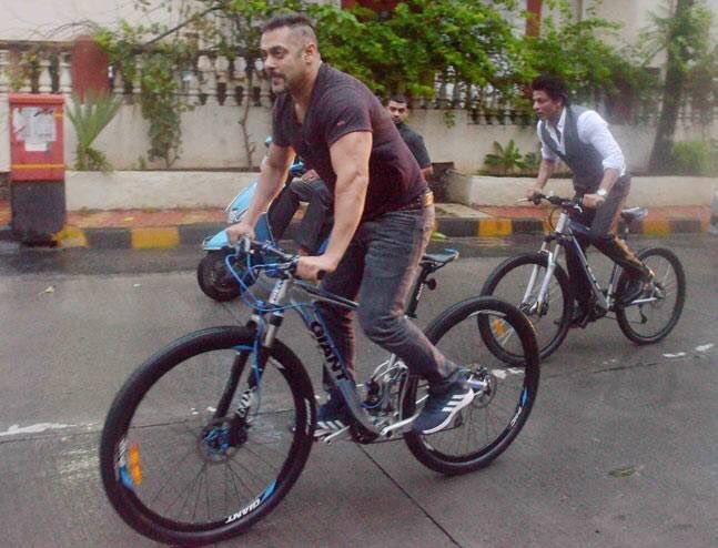 Salman Khan & Shahrukh Khan