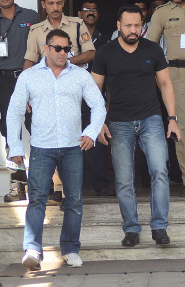 Salman Khan arrives Jodhpur