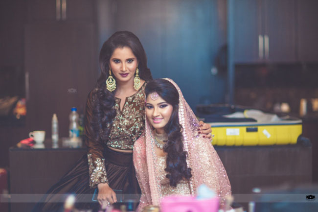 Sania Mirzas Sister Anam Mirza Gets Engaged