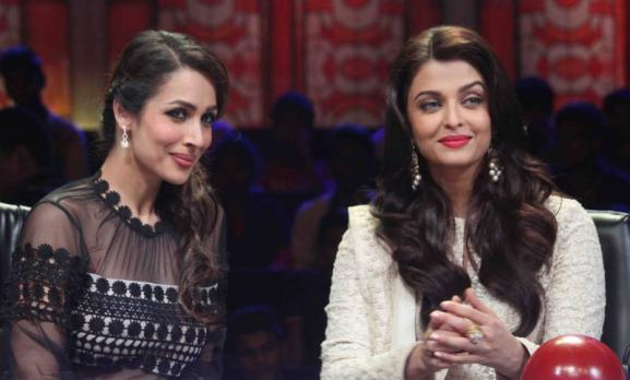 Sarbjit: Aishwarya Rai on the set of Indias Got Talent season 7