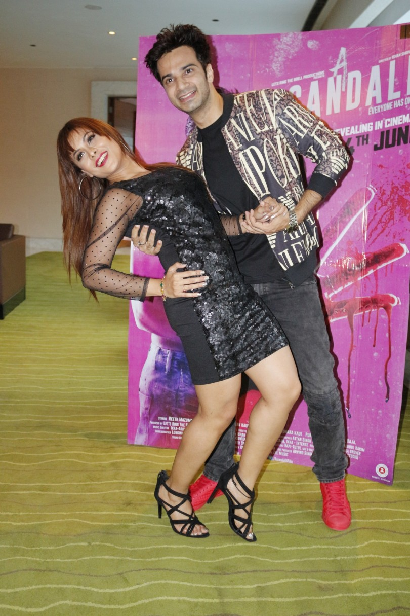 Reeth Mazumder & Johnny Baweja