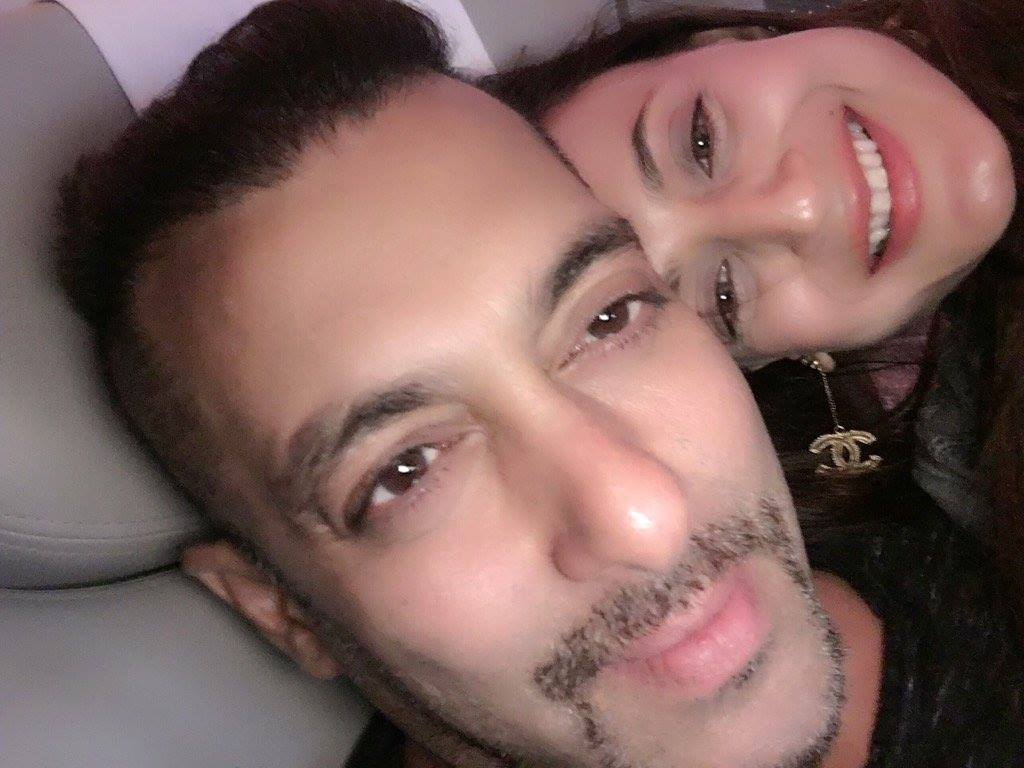 Selfie Time! Salman Khan with Fan's