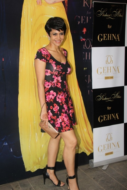 Shaheen Abbas New Miraki Collection Launch for Gehna