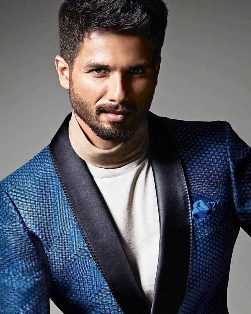 Shahid Kapoor Photoshoot for GQ Magazine