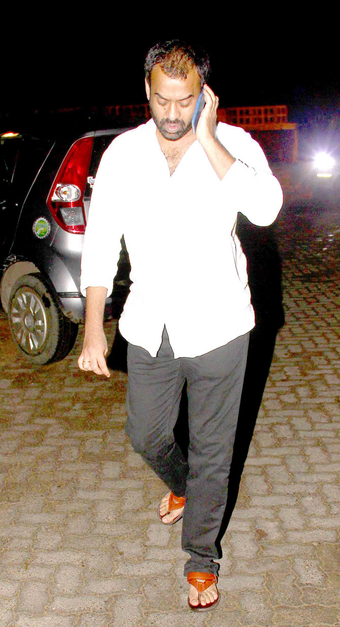 Shahid Kapoor Special Screening of Baahubali Movie