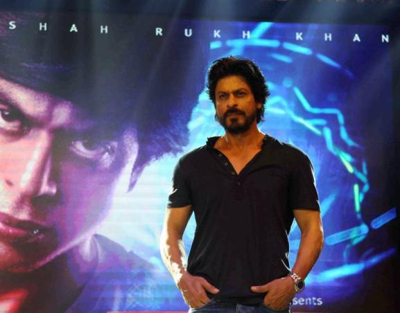 Shahrukh Khan Trailer Launch of film Fan-04