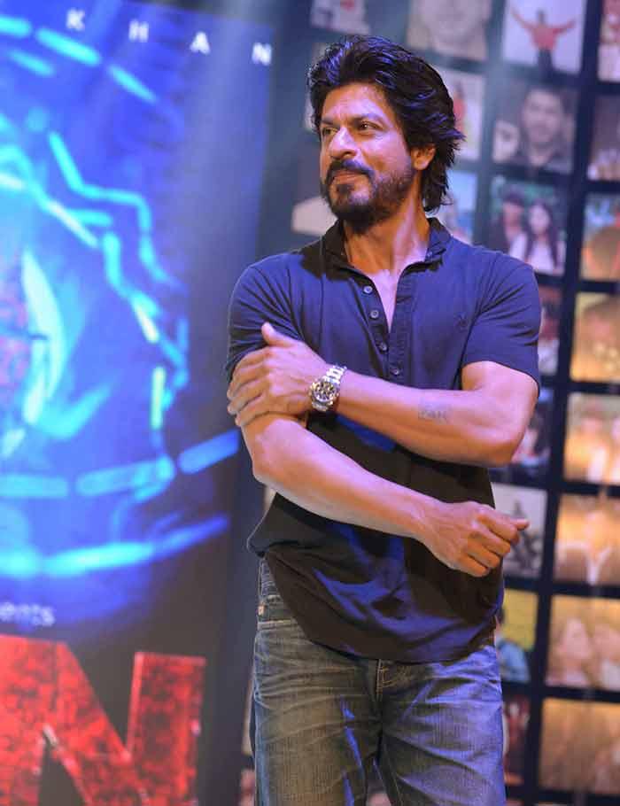 Shahrukh Khan Trailer Launch of film Fan-103