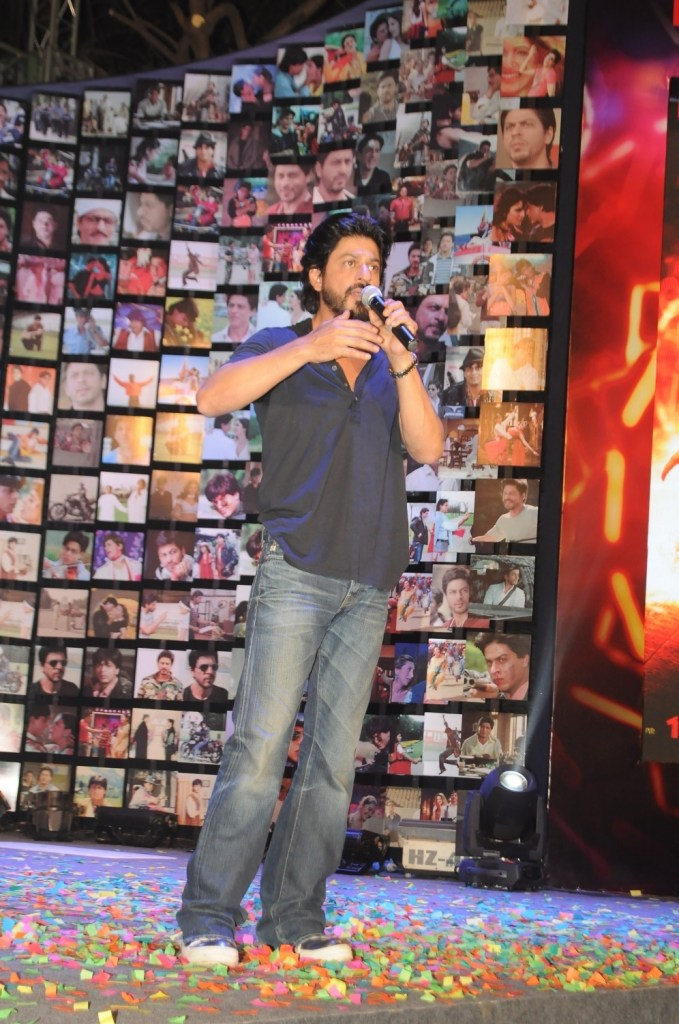 Shahrukh Khan Trailer Launch of film Fan-32