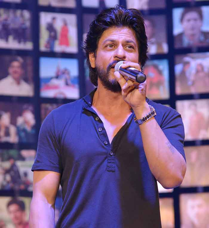 Shahrukh Khan Trailer Launch of film Fan-86