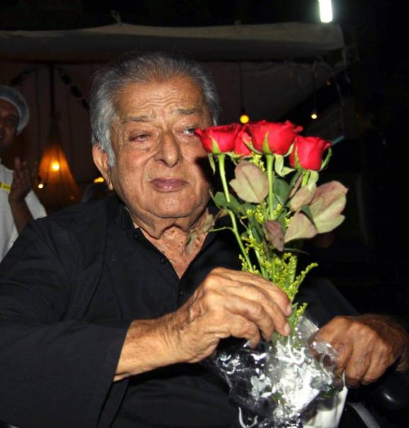 Shashi Kapoor Celebrates his 78th Birthday
