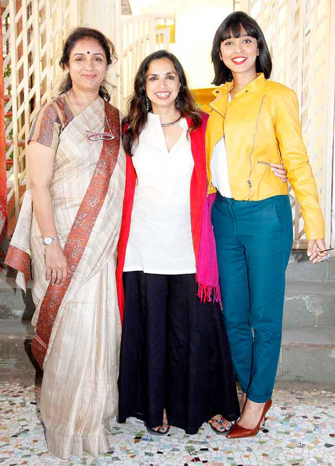 Shonali, Revathy & Sayani Promoted Margarita With A Straw Movie