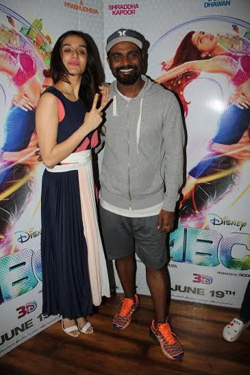 Shraddha Kapoor & Remo DSouzas Interview for ABCD 2 Movie