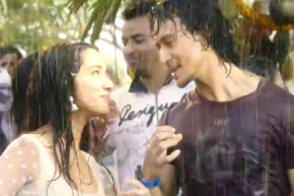 Shraddha Kapoors Stills In This New Song From Baaghi