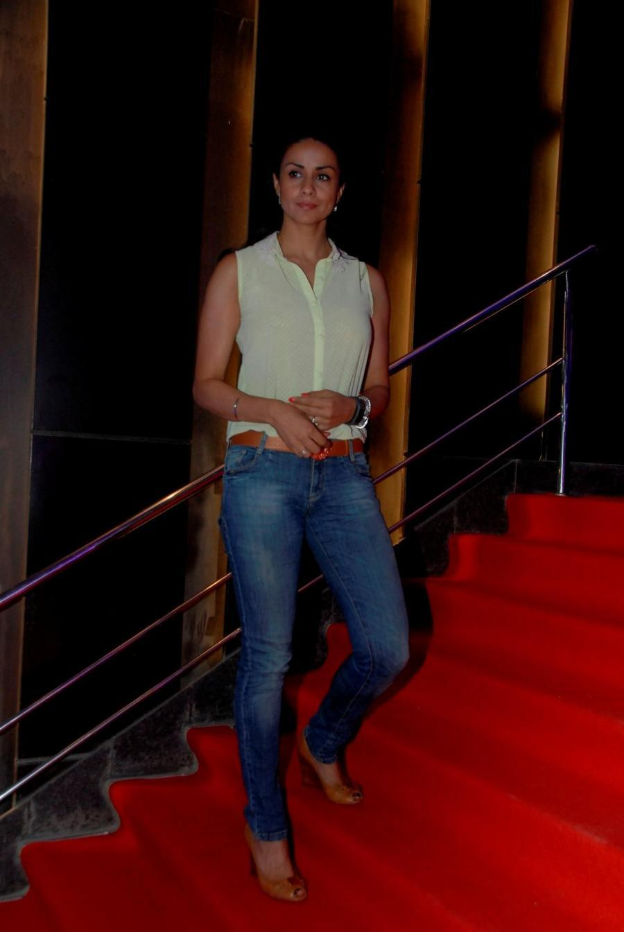 Shriya Saran & Gul Panag Attended The IMFPA Event in Mumbai