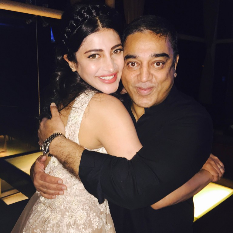 Shruthi Haasan Birthday Celebration Photos