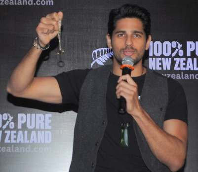 Siddharth Malhotra Unveils New Campaign for New Zealand Tourism