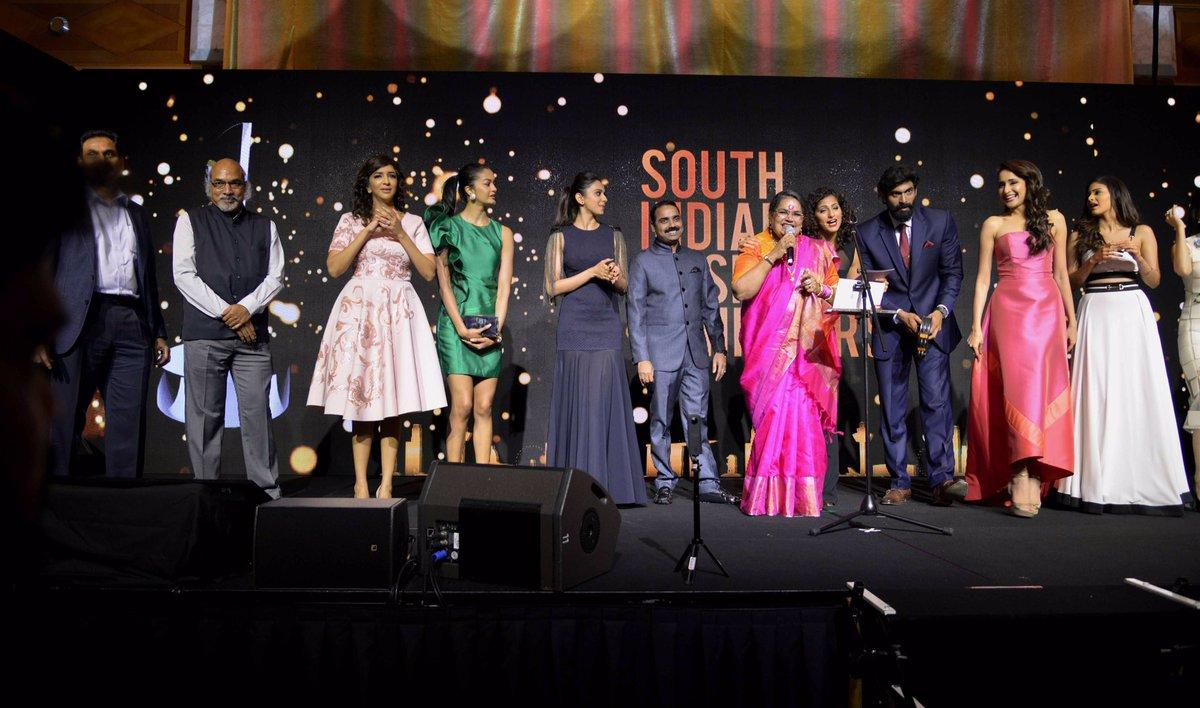 Lakshmi Manchu, Rakul Preethi Singh, Rana Daggubati & Usha Uthup