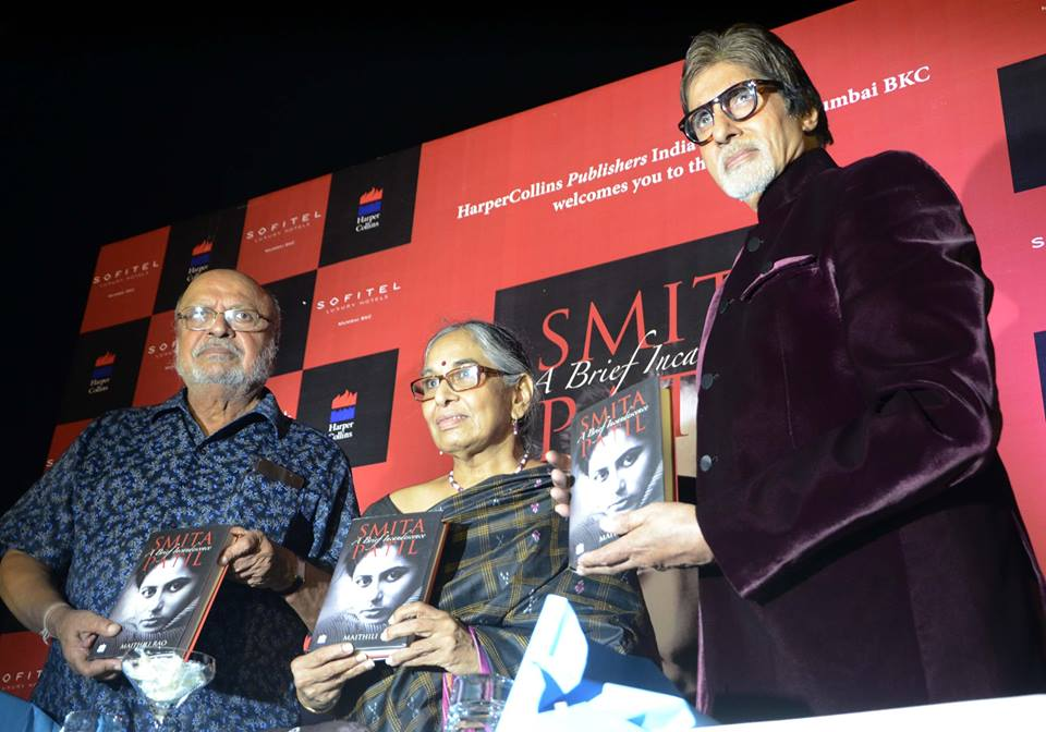 Smita Patils Book Launch Event at The Sofitel Hotel in Mumbai