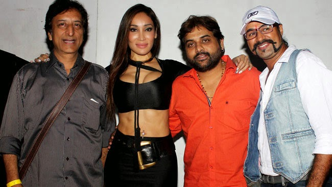 Sofia Hayat Launch of Music Album Main Ladki Hoon in Mumbai