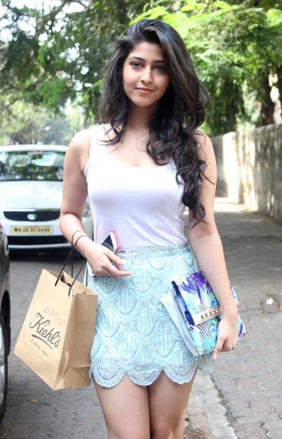 Sonarika Bhadoria at Launch of People Magazine