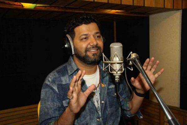 Song Recording of Marathi film Band Nylon Che